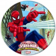 8 Teller Spiderman - Web Warriors