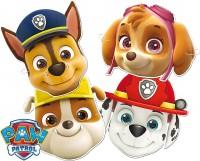 6 Masken Paw Patrol