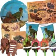 108-teiliges Set: Dinos und T-Rex