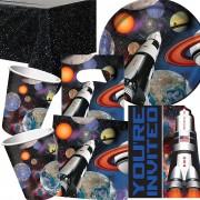 101-teiliges Set: Weltraum / Space Blast