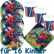 53-teiliges XXL-Spar-Set: Spiderman - Team Up!