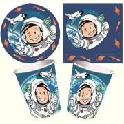 37-teiliges Spar-Set: Astronaut Flo