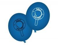 8 Luftballons Polizei