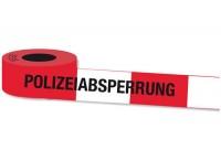 Deko Absperrband Polizei
