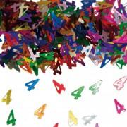 Konfetti für den 4. Geburtstag
