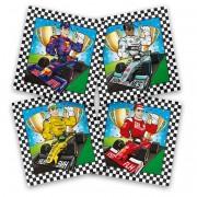 20 Servietten Formula / Rennwagen / Champion