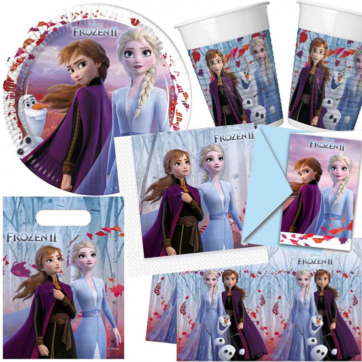 101-teiliges Set: Frozen 2