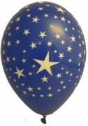 10 Luftballons Sterne