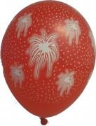10 Luftballons Feuerwerk