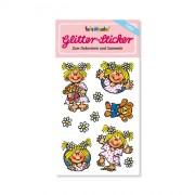 Lotte Glitter Sticker