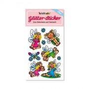 Elfen Glitter Sticker