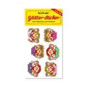 Freche Kids Glitter Sticker