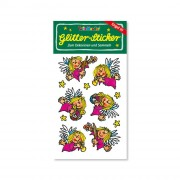 Engel III Glitter Sticker