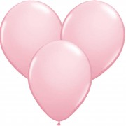100 Luftballons in Pink