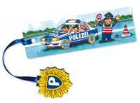 Lesezeichen Polizei