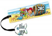 Lesezeichen Pirat Pit Planke II