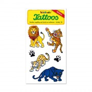 Raubkatzen Tattoos