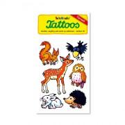 Waldtiere Tattoos