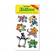 Süße Tierchen Tattoos