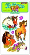 Mein Ponyhof III Tattoos