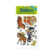 Mein Ponyhof Tattoos