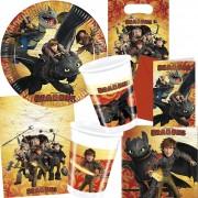 101-teiliges Set: Dragons