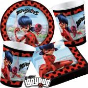 37-teiliges Spar-Set: Miraculous Ladybug