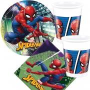37-teiliges Spar-Set: Spiderman - Team Up!
