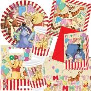 101-teiliges Set: Winnie Pooh - Alphabet
