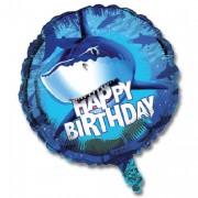 Folienballon Haifisch