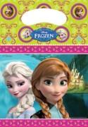 6 Partytüten Die Eiskönigin / Frozen