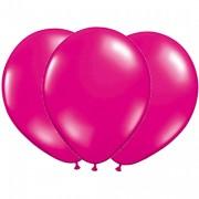 100 Luftballons in Magenta