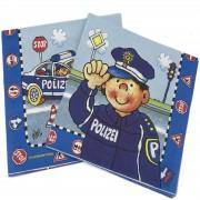 20 Servietten Paul der Polizist
