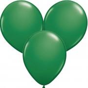 100 Luftballons in Grün