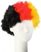 Afro Perücke in Deutschland Farben