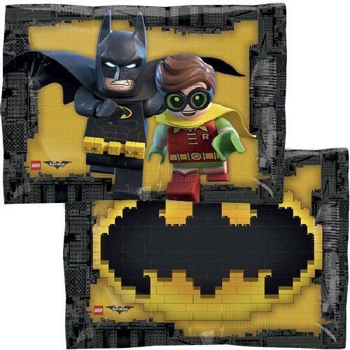 Jr. Shape Lego Folienballon - The Batman Movie (40x30cm)