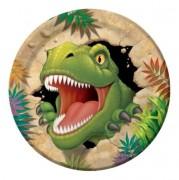 8 Teller Dinos und T-Rex II