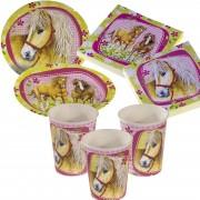 37-teiliges Spar-Set: Ponys und Pferde II