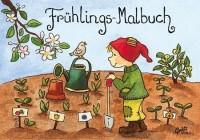 Frühlings Malbuch