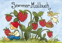 Sommer Malbuch