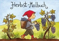 Herbst Malbuch