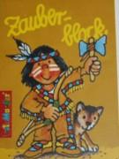 Zauberblock Indianer A8