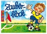 Zauberblock Fußball A7