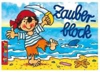 Zauberblock Pirat A7
