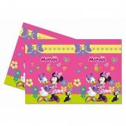 Tischdecke Minnie - Happy Helpers