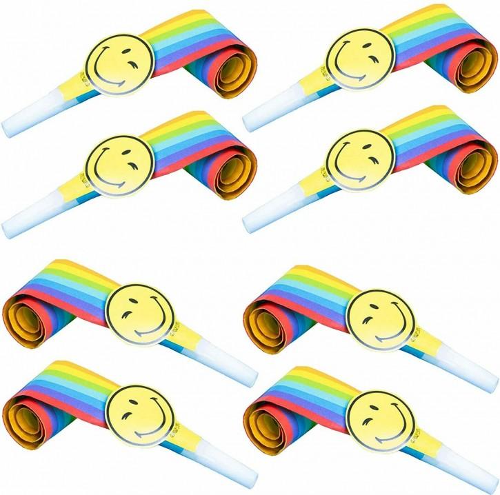 Regenbogen Luftrüssel - Smiley