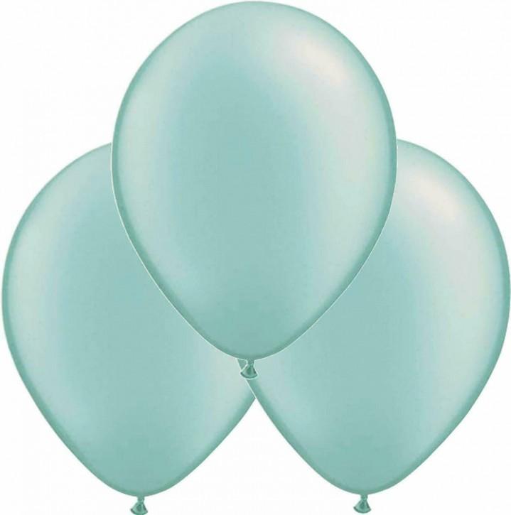 6 Luftballons - Türkis