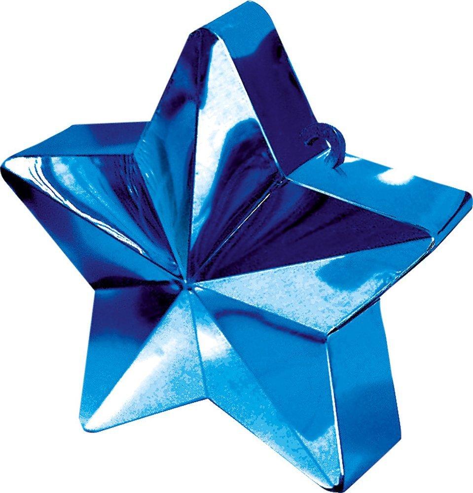 Ballongewicht Stern - in Blau