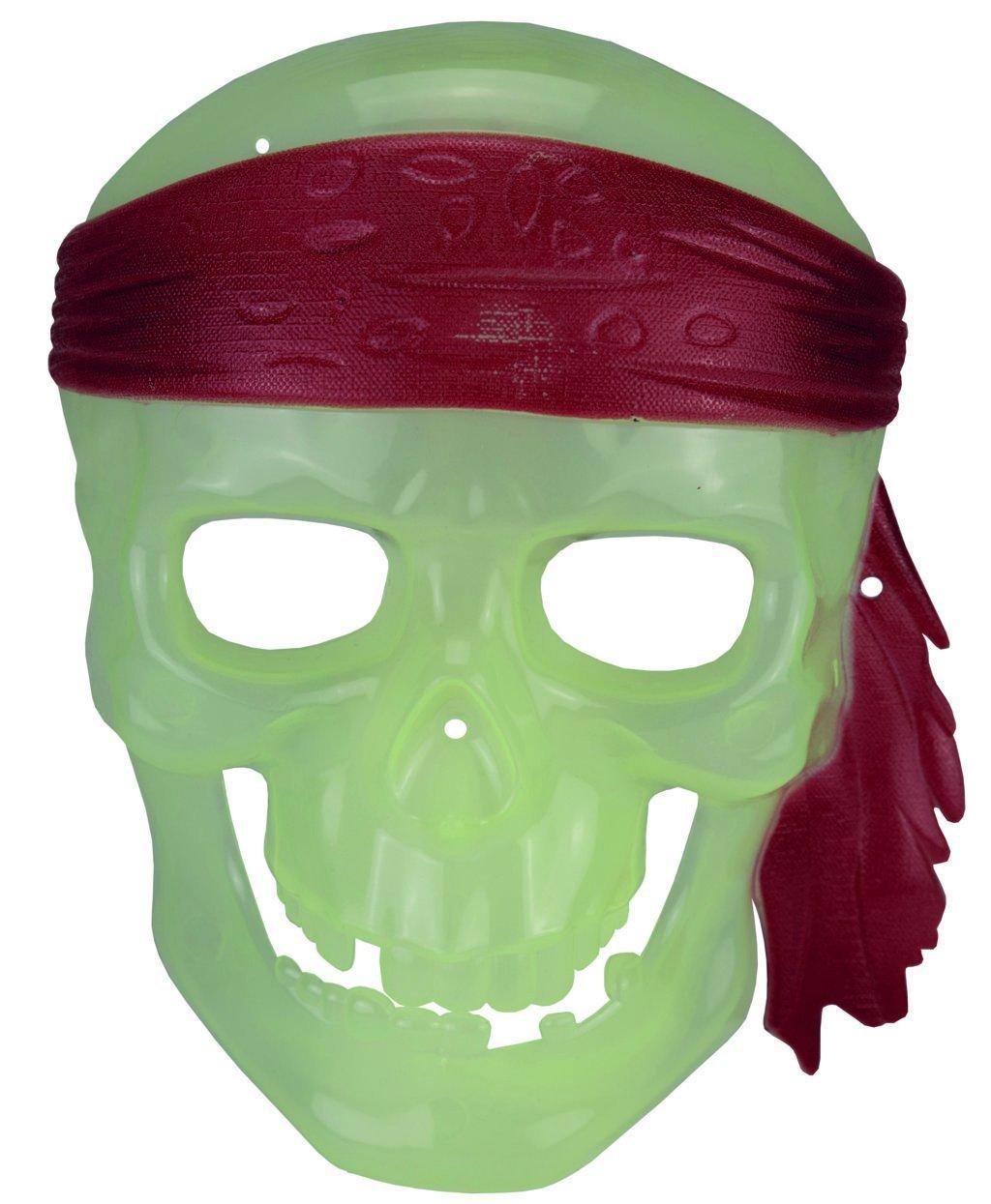 Totenkopf Piratenmaske