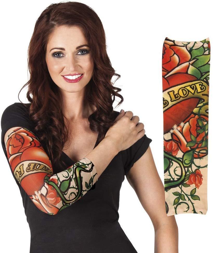 Fake-Tattoo Ärmel für Frauen